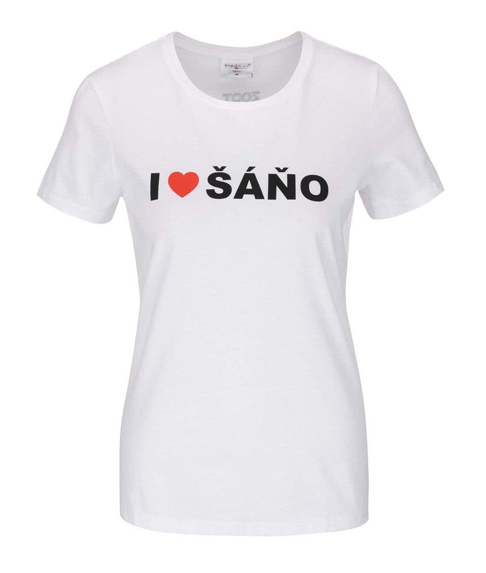 Dámské tričko ZOOT Originál I ♥ ŠÁŇO