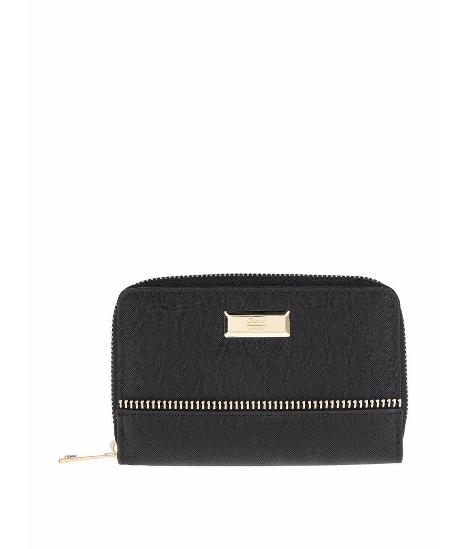 Černá dámská peněženka se zipem Gionni Luana