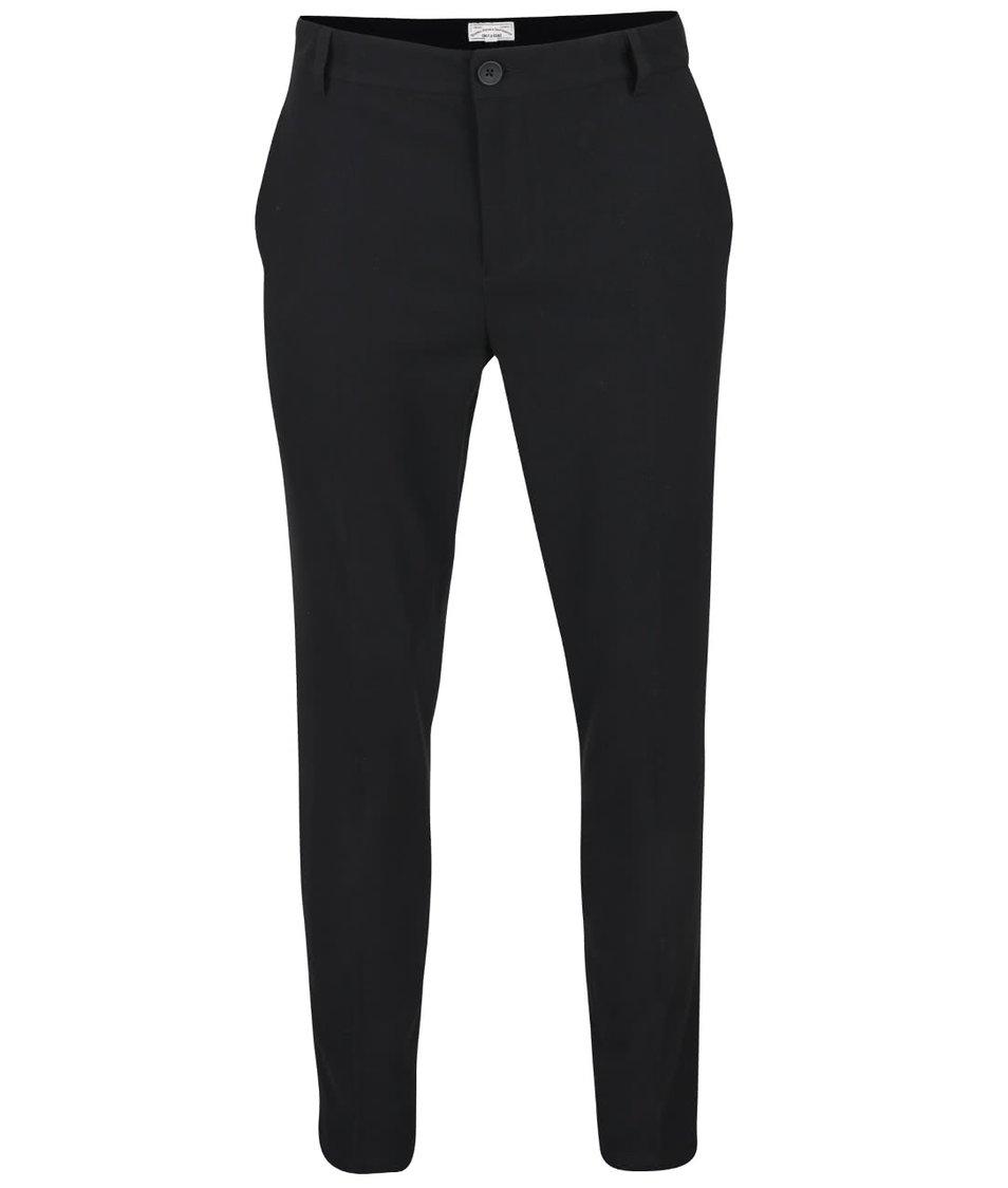 Černé kalhoty ONLY & SONS Tailored