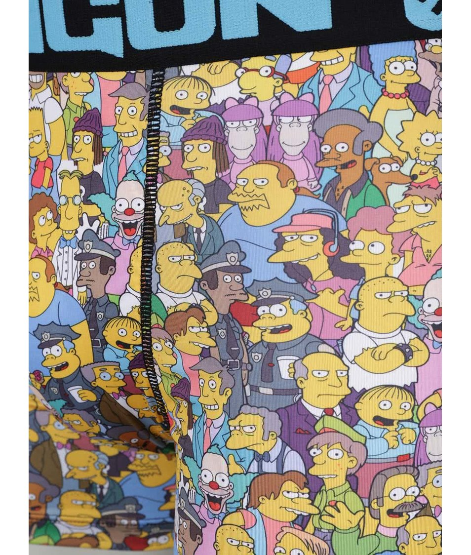 Barevné boxerky Simpsons Freegun