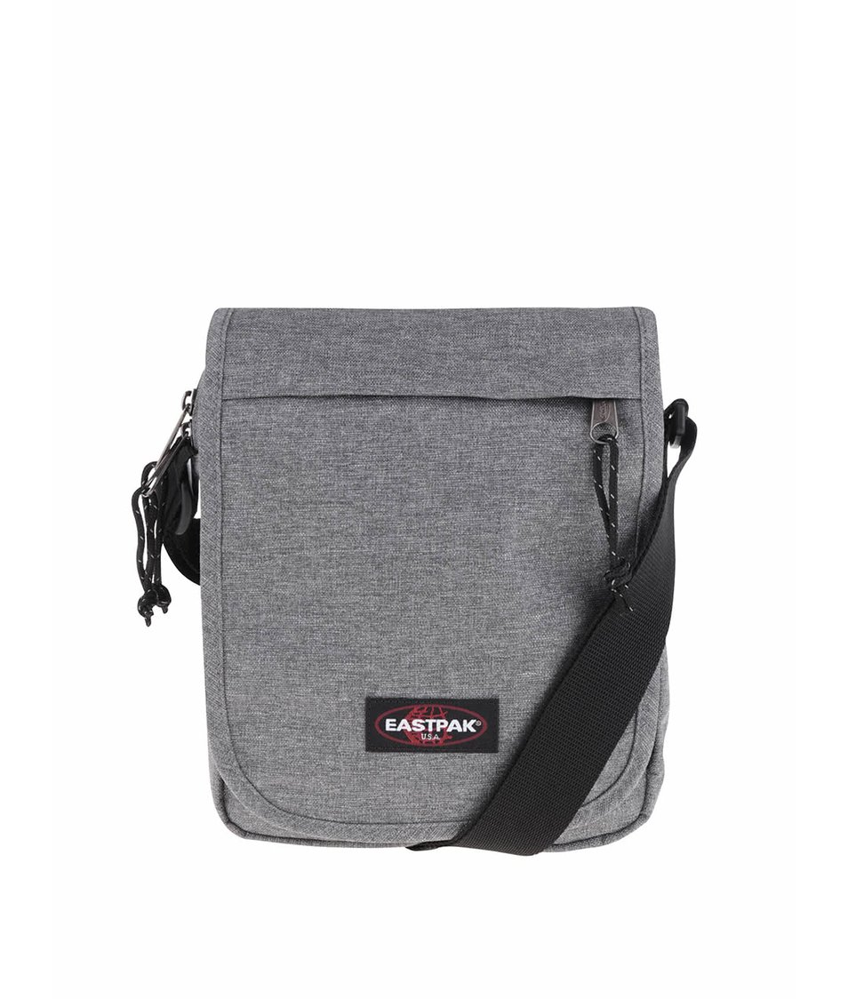 Šedá crossbody taška Eastpak Flex