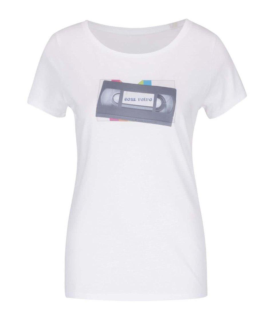 Bílé dámské tričko ZOOT Originál Som retro