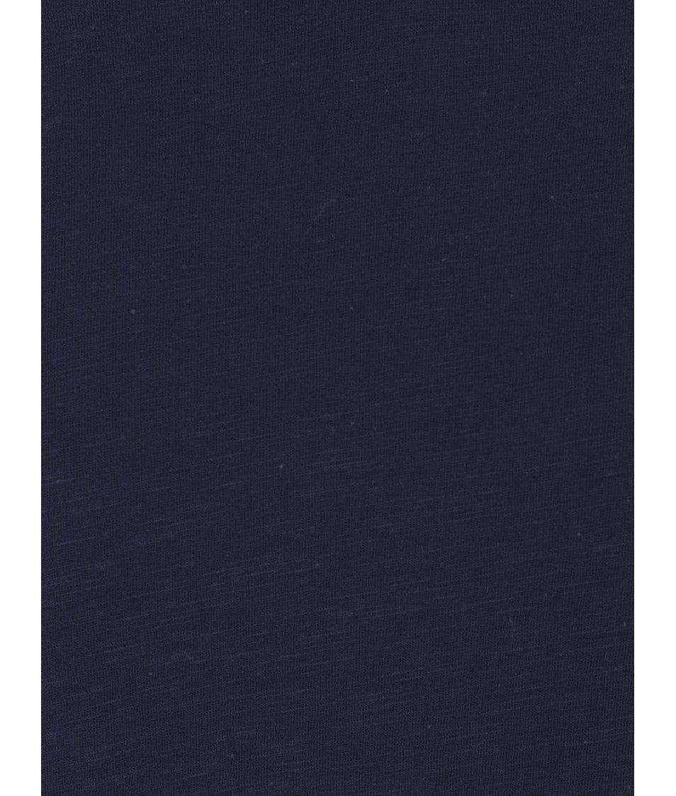 Tmavě modré triko Jack & Jones Marvin