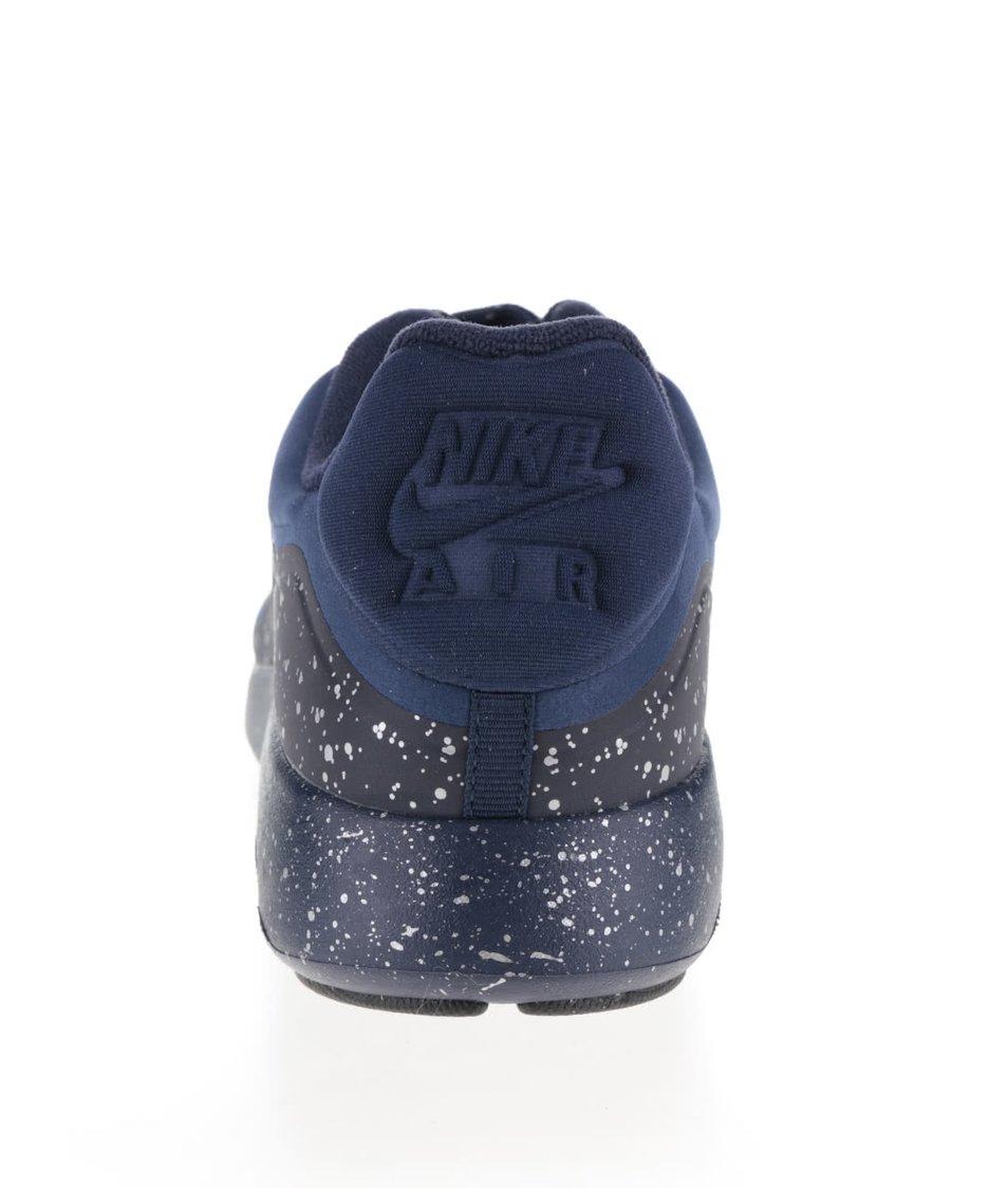Tmavě modré pánské tenisky se vzorovanou podrážkou Nike Air Max