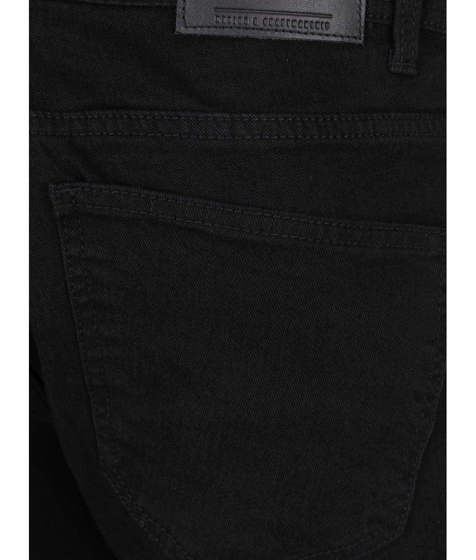 Černé skinny džíny ONLY & SONS Warp
