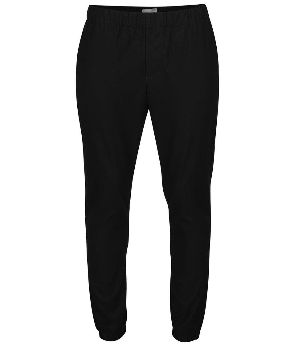 Černé kalhoty ONLY & SONS Cuffed