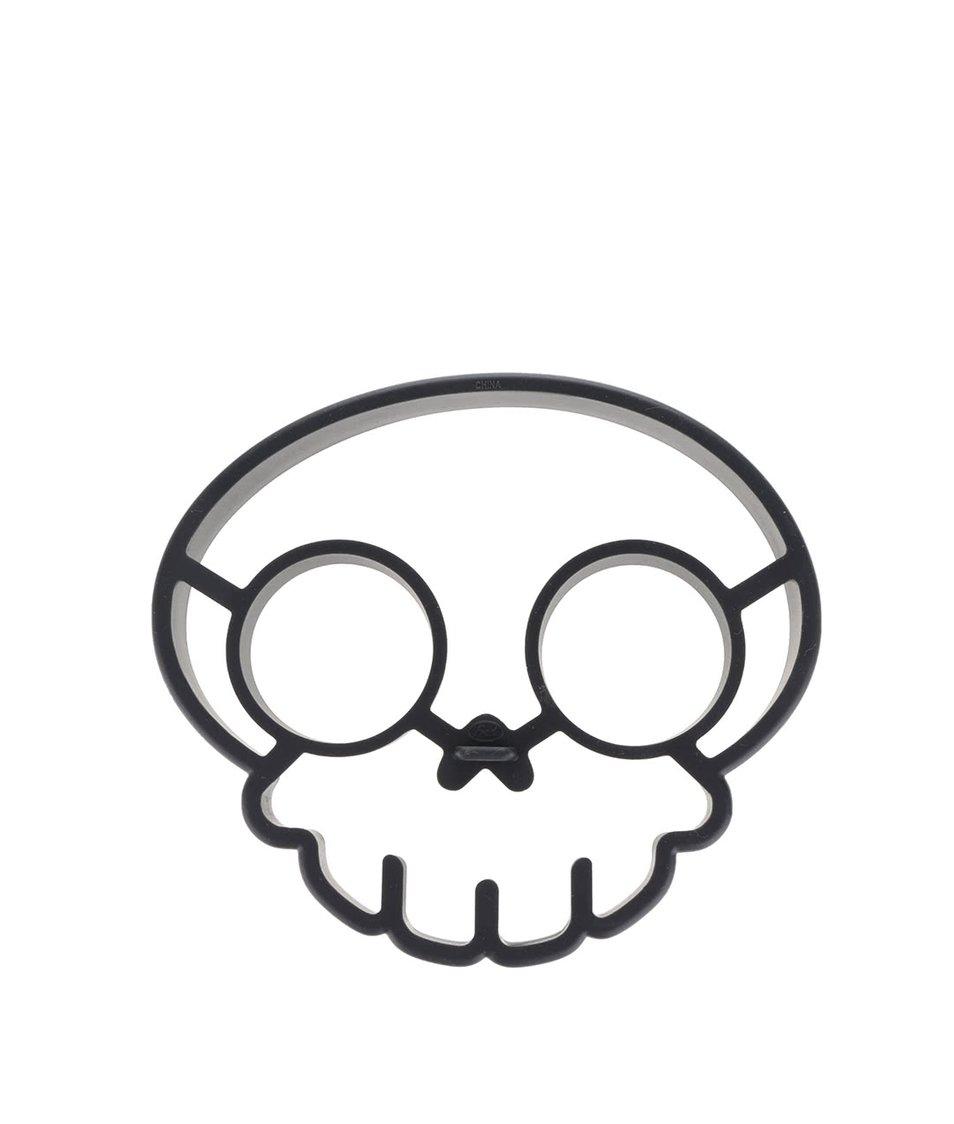 Formička na volská oka ve tvaru lebky Kitchen Craft