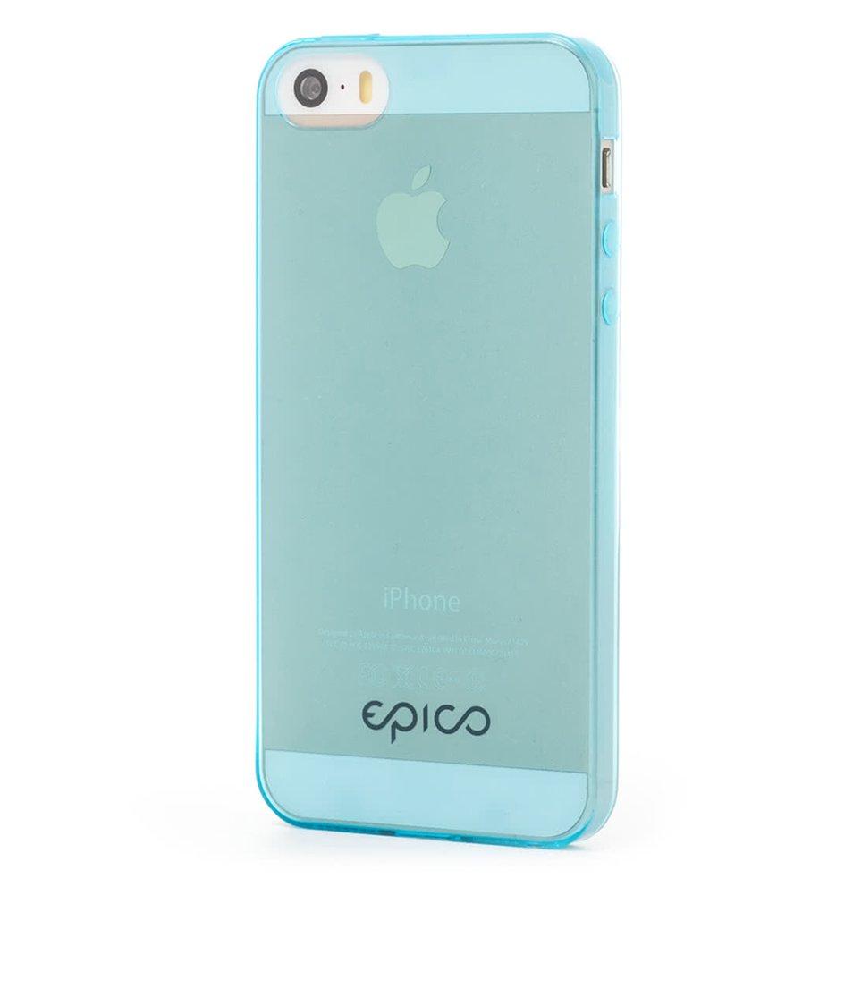 Modrý ultratenký kryt na iPhone 5/5s Epico Twiggy Gloss
