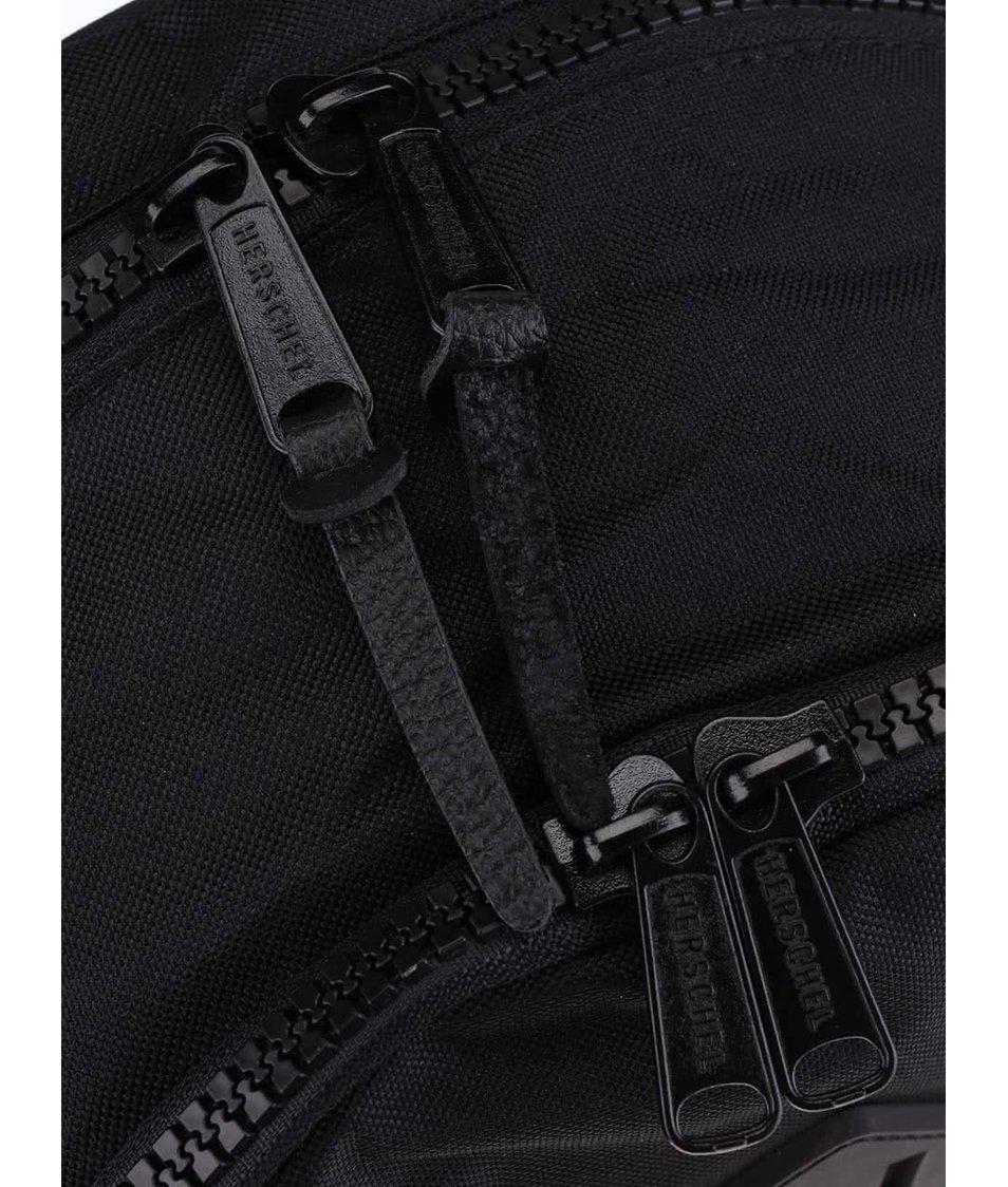 Černý pánský batoh Herschel Little Nelson