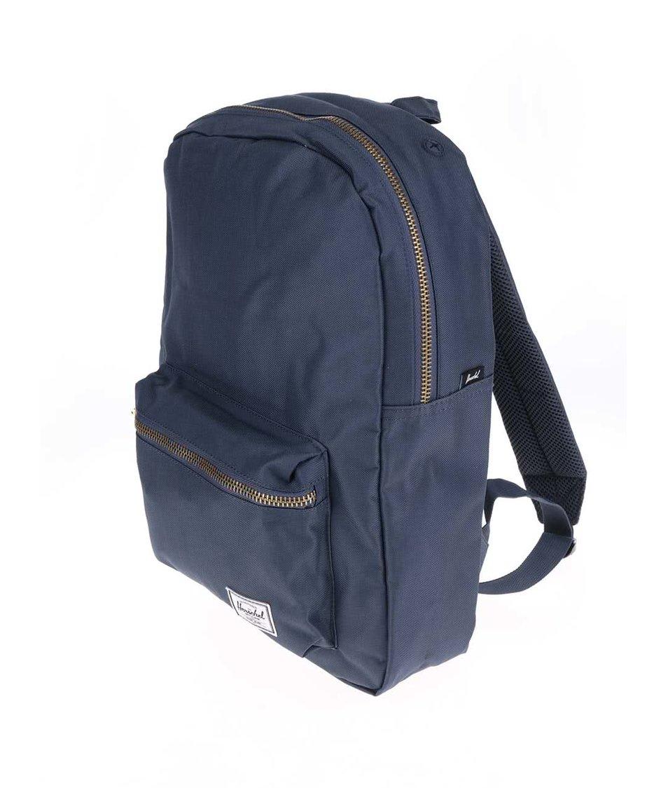 Tmavě modrý batoh Herschel Little Settlement Mid-Volume