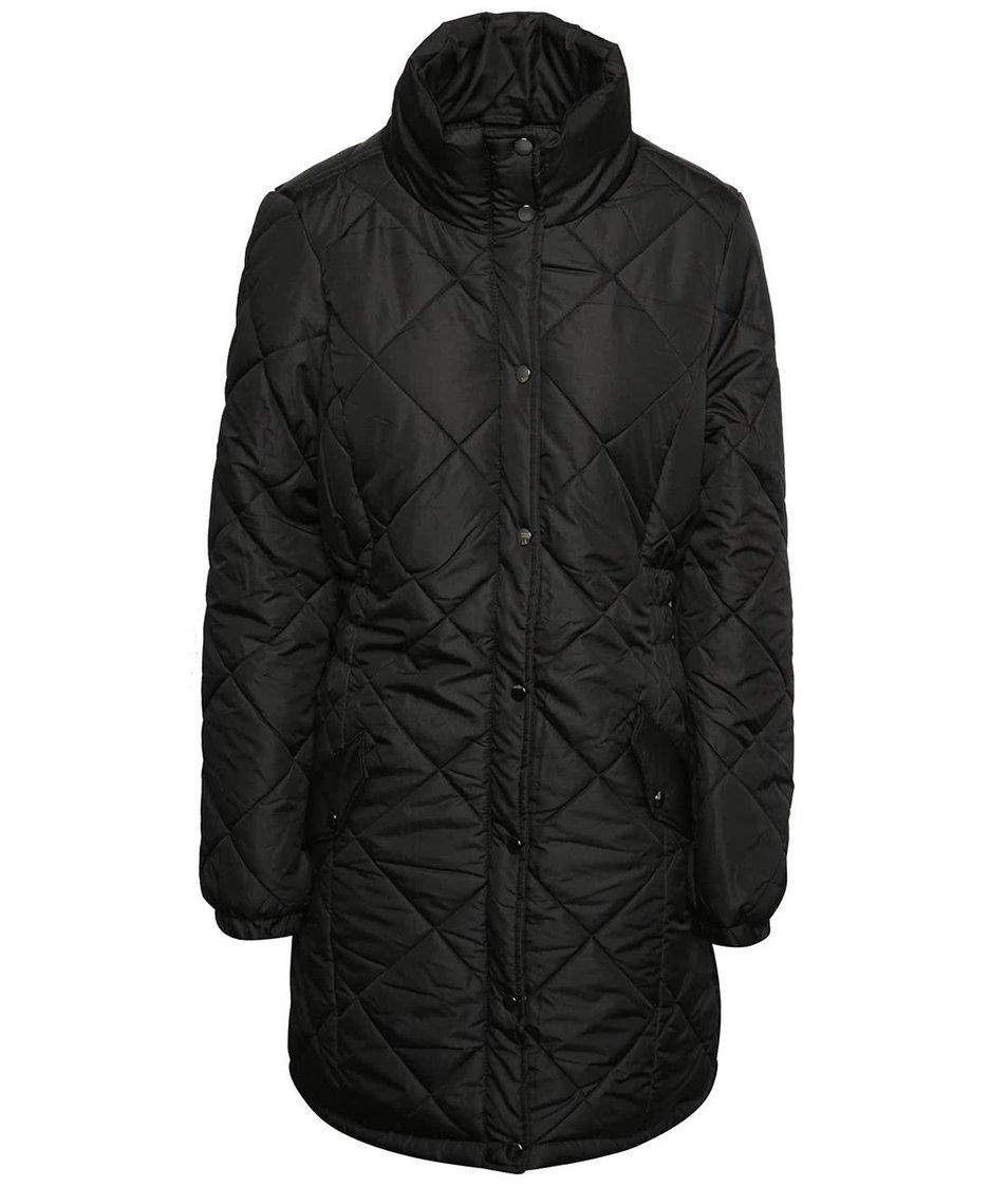 Černá prošívaná bunda PEP Skala