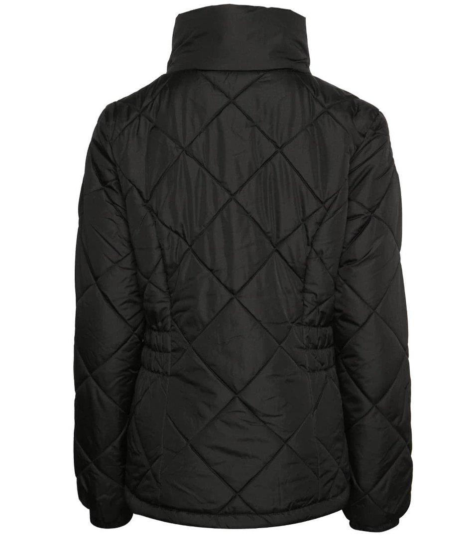 Černá dámská prošívaná bunda PEP Skala
