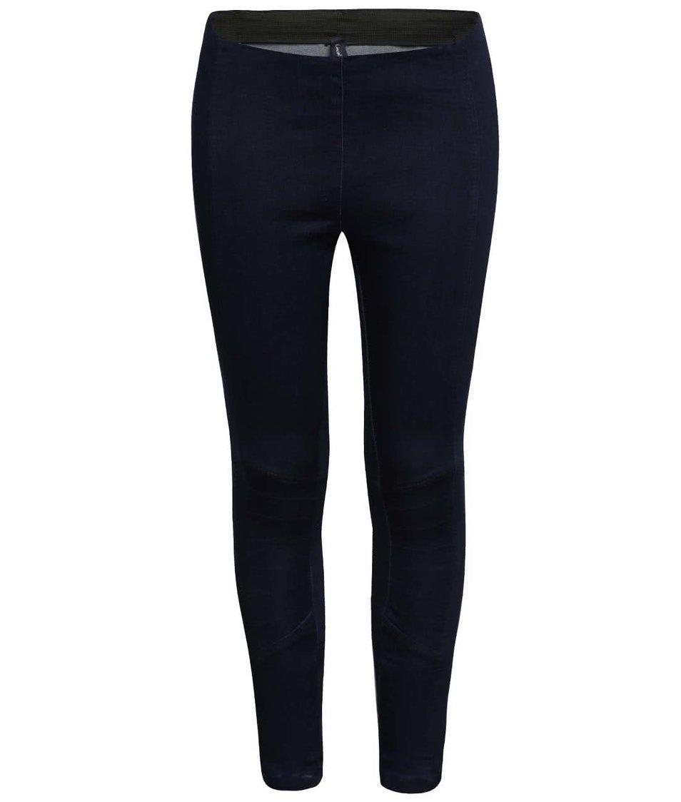 Modré holčičí kalhoty se zipy 5.10.15.