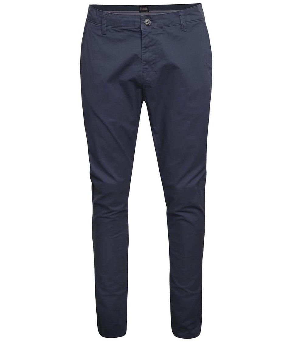 Tmavě modré chino kalhoty !Solid Joy Crisp