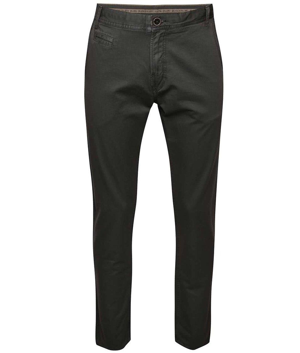 Šedé kalhoty Blend Pants