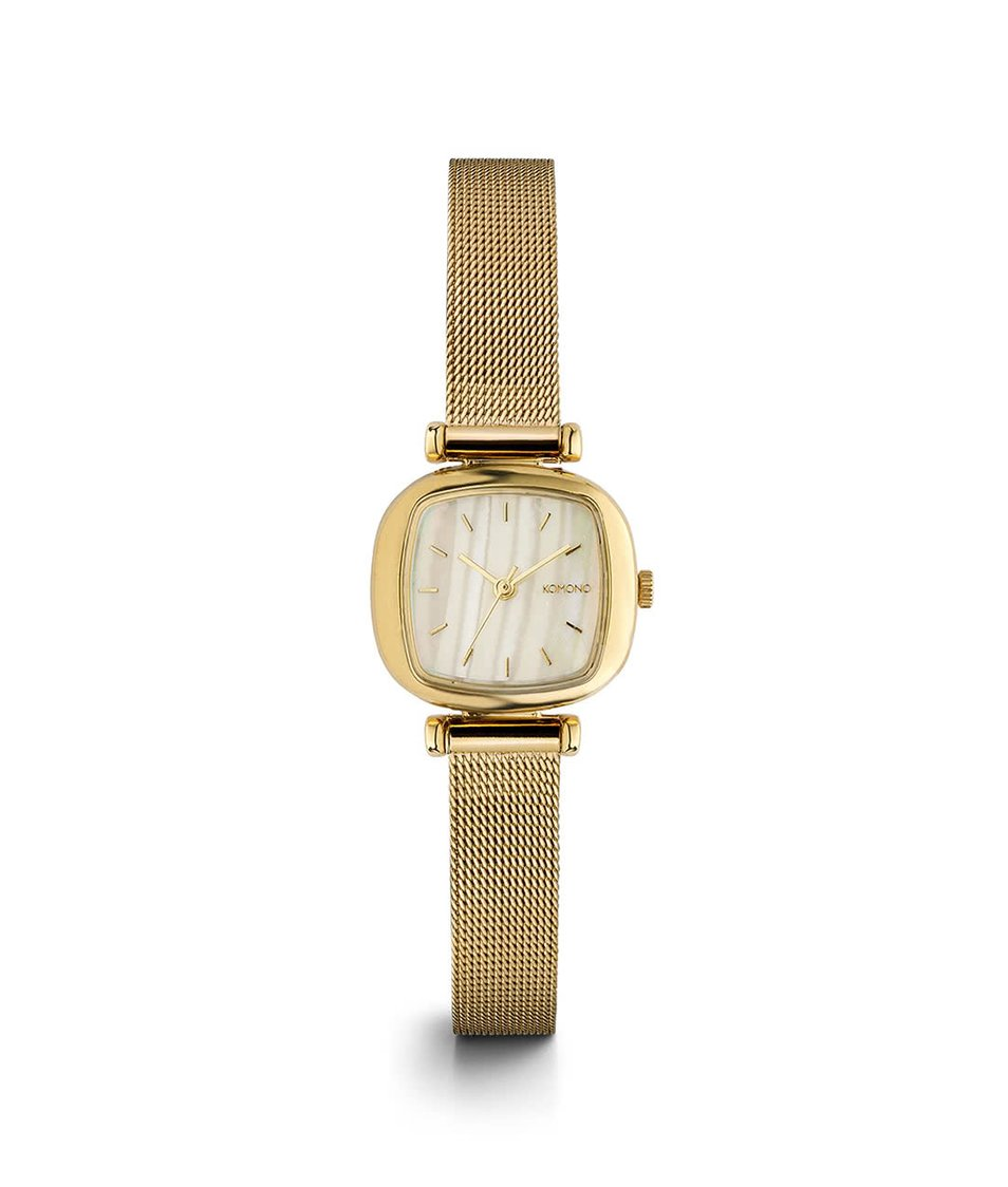 Dámské hodinky ve zlaté barvě Komono Moneypenny Royale