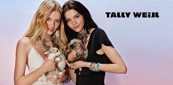 TALLY WEiJL + ZOOT = ♥