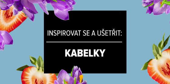 Inspirovat se a ušetřit: Kabelky