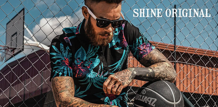 Shine Original: Divoká duše ulice