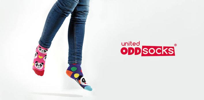 Oddsocks: Liché ponožky