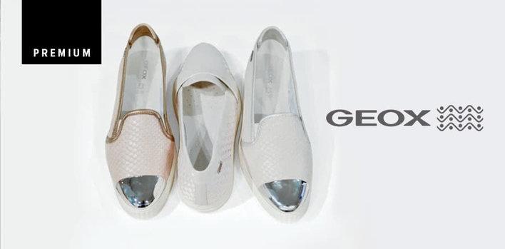 Geox: Boty s klimoškou