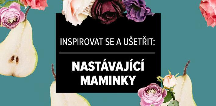 Inspirovat se a ušetřit: Nastávající maminky