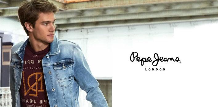 Pepe Jeans: Triko, džíny a jde se