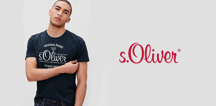s.Oliver: Svatej Olí