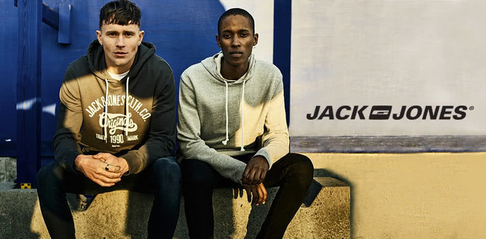 Jack & Jones: Chlapi sem