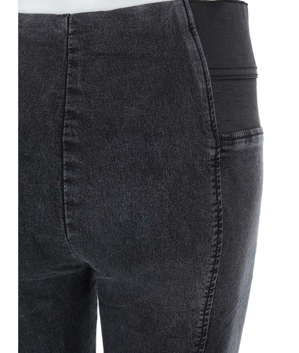 Černé skinny džíny s gumou v pase Haily´s Jayla - eleganter.cz af176cc8fa