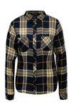 Žluto-modrá károvaná košile TALLY WEiJL