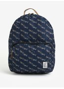 Rucsac bleumarin cu buzunar pentru laptop - The Pack Society  18 l