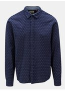 Modrá regular košile Blend