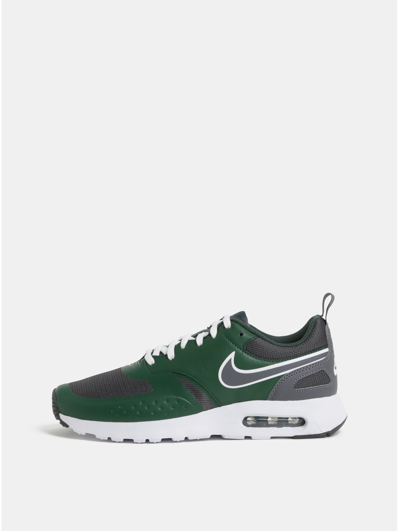 f0d1229431d Šedo-zelené pánské tenisky Nike Air Max Vision Shoe