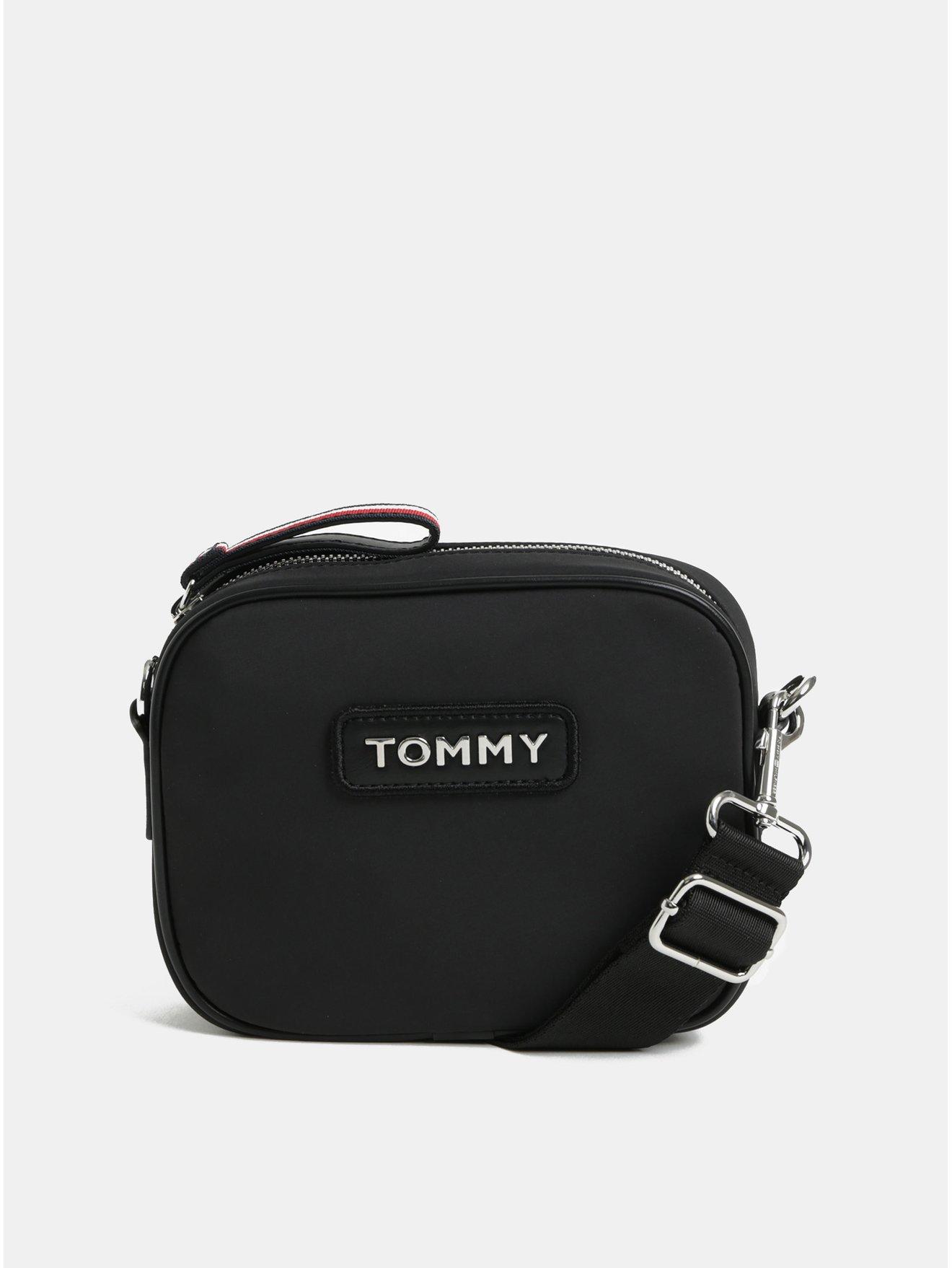 Černá crossbody kabelka Tommy Hilfiger 08410b6b5d0
