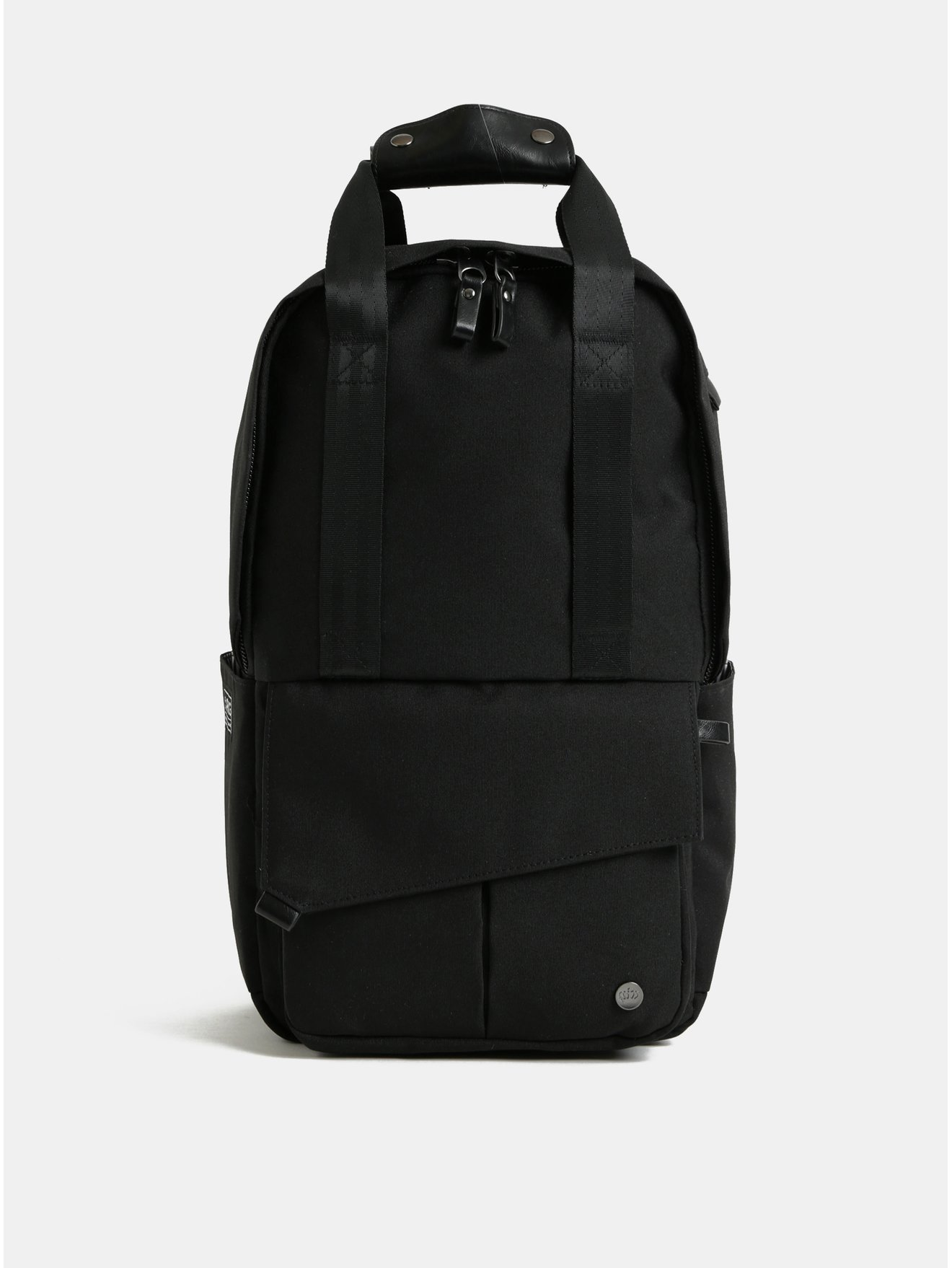 Černý nepromokavý batoh s vnitřní taškou na notebook 2v1 PKG 12 l 2fd3c7137a
