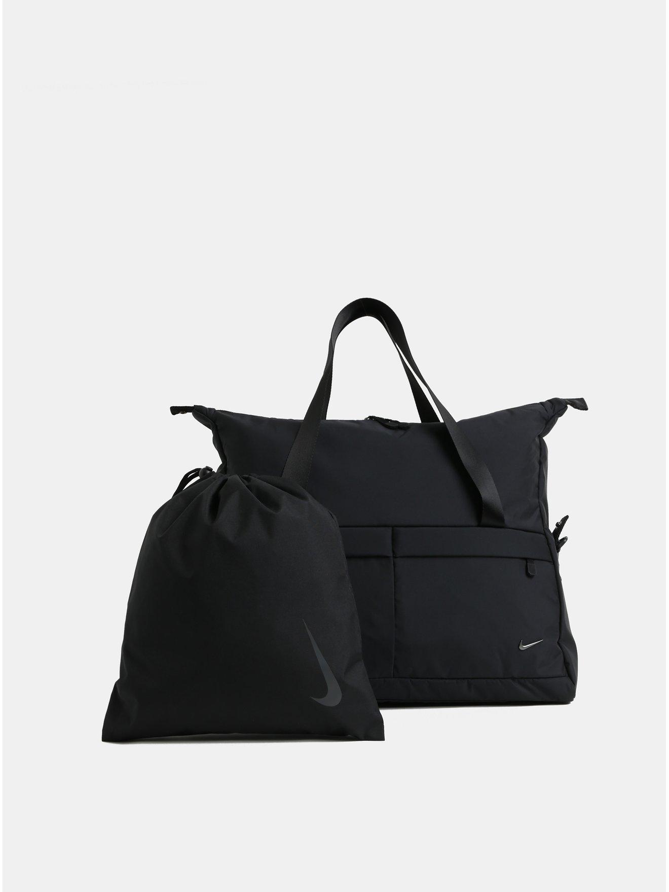 Černá dámská sportovní taška s vakem 2v1 Nike Legend 31 l 7288a23f650