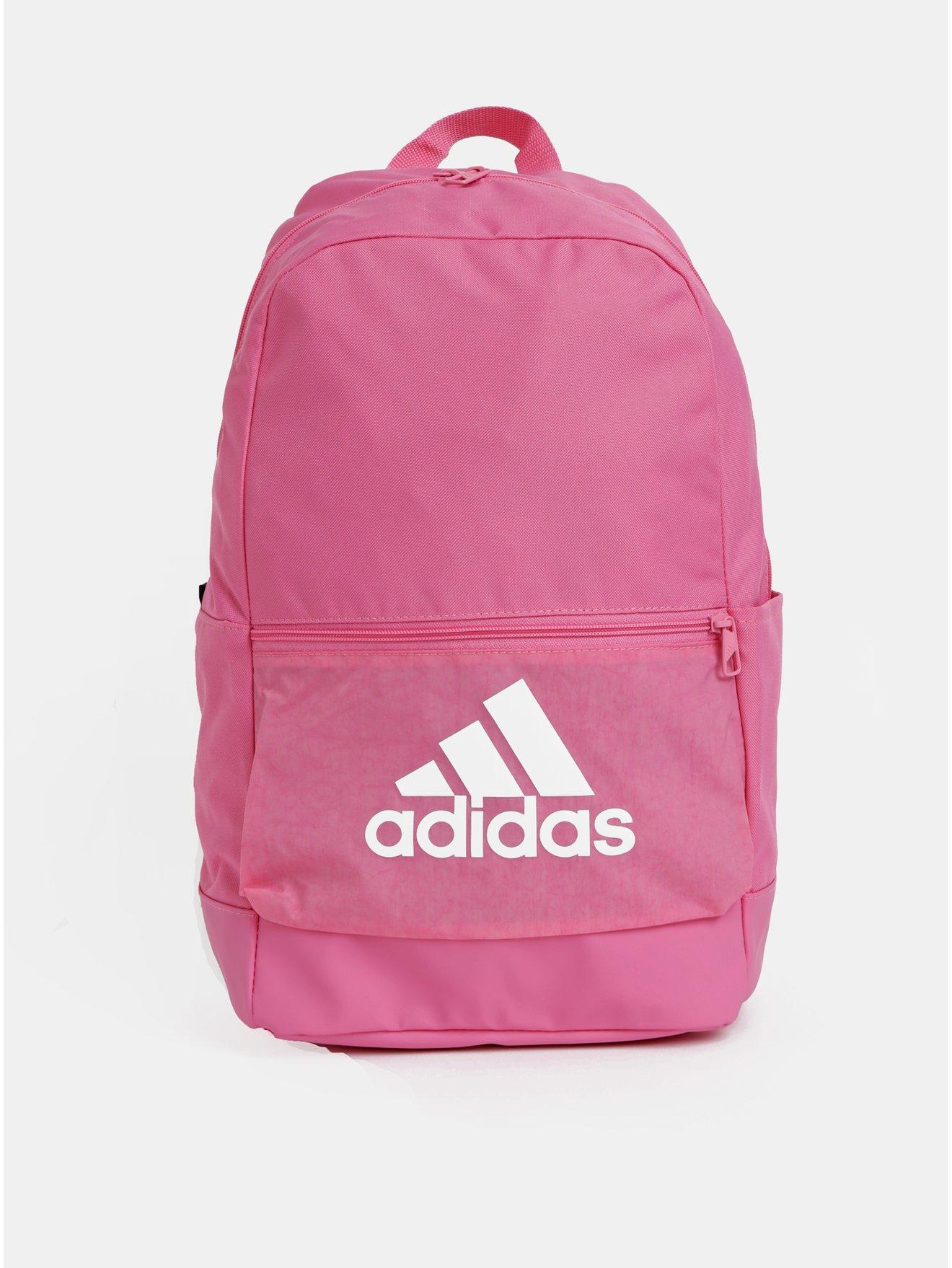 d6e96a88a5 Růžový dámský batoh adidas Performance Bage Of Sport