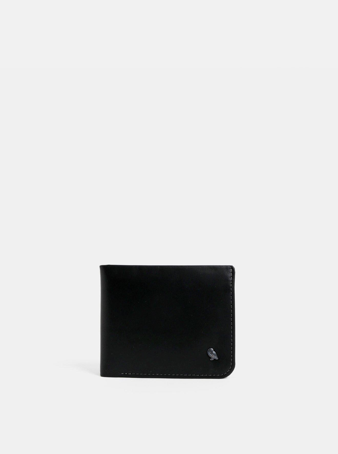 Černá pánská kožená peněženka Bellroy
