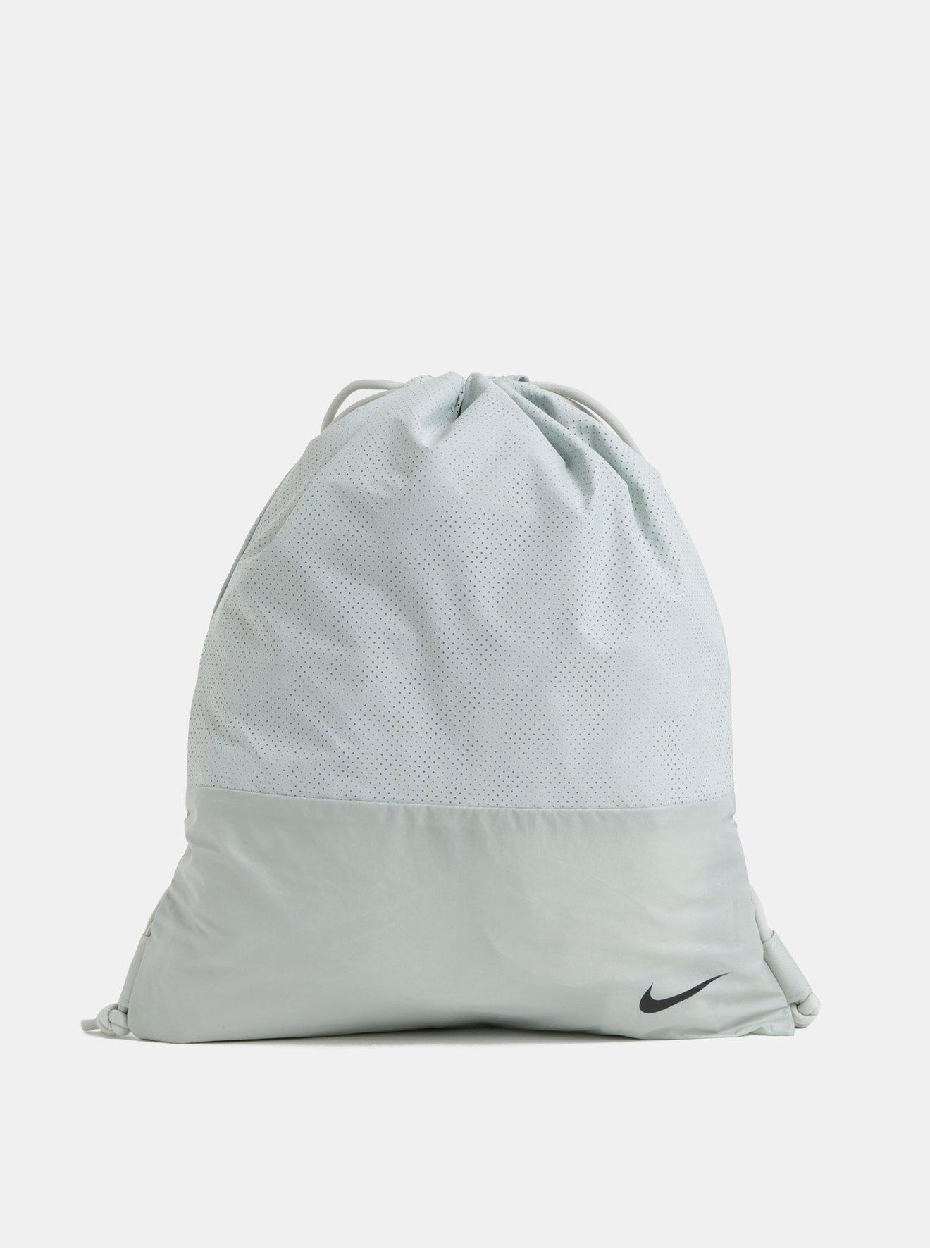 Mentolový dámský vak Nike 14 l