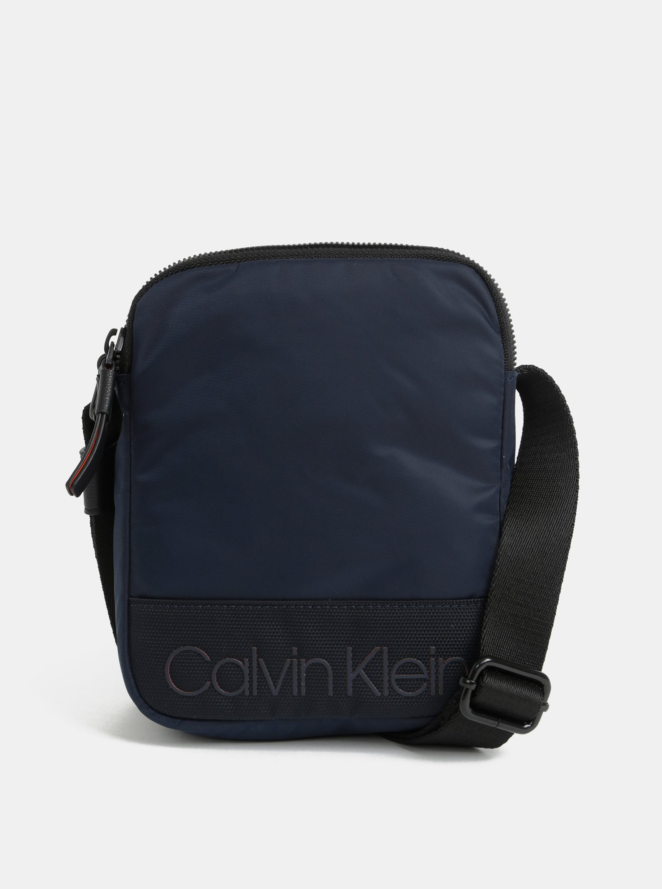 17592c9306 Tmavě modrá pánská crossbody taška Calvin Klein Jeans - SLEVA ...