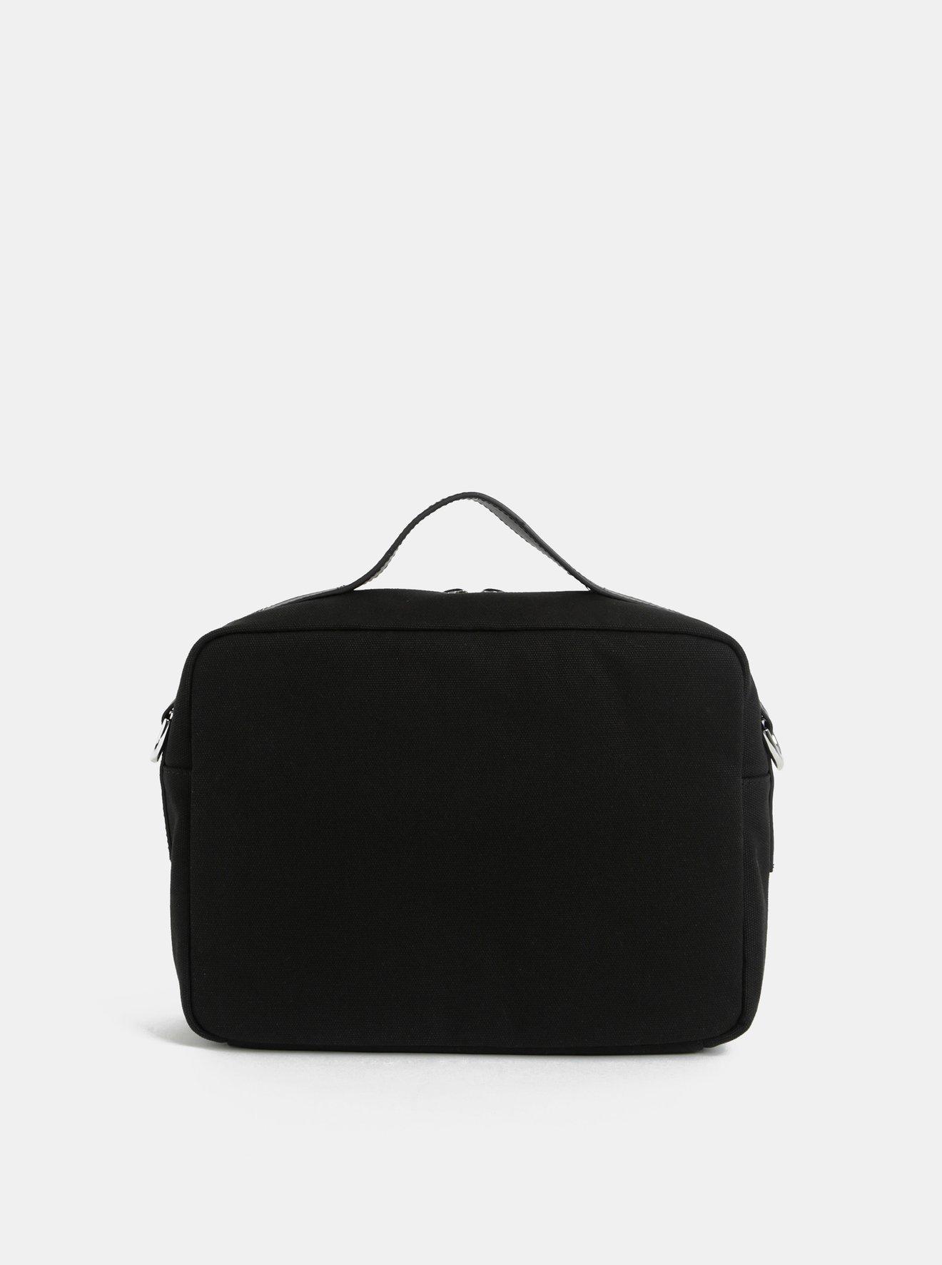 2f40eaa277 Černá pánská taška přes rameno Calvin Klein Jeans - SLEVA!