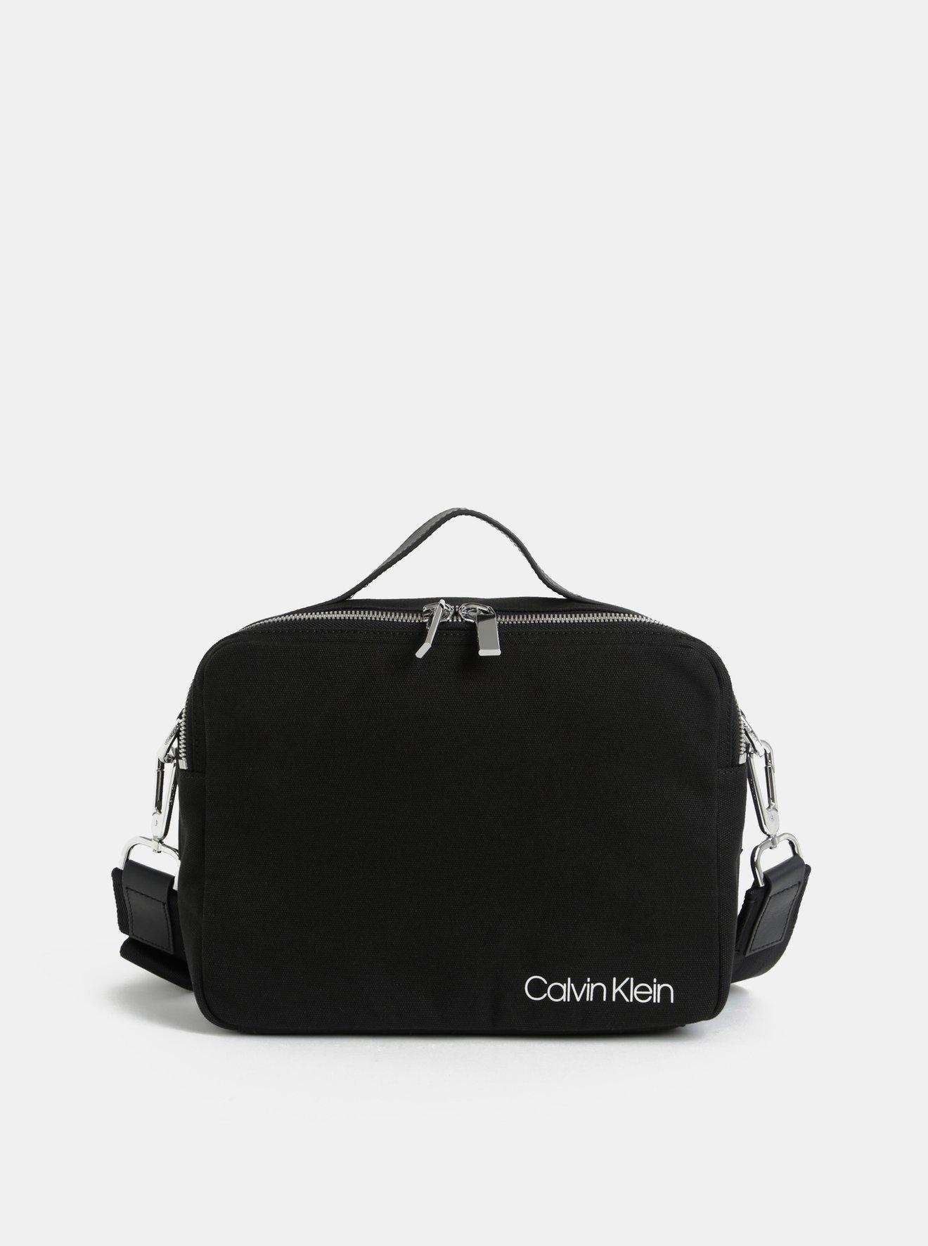 Černá pánská taška přes rameno Calvin Klein Jeans