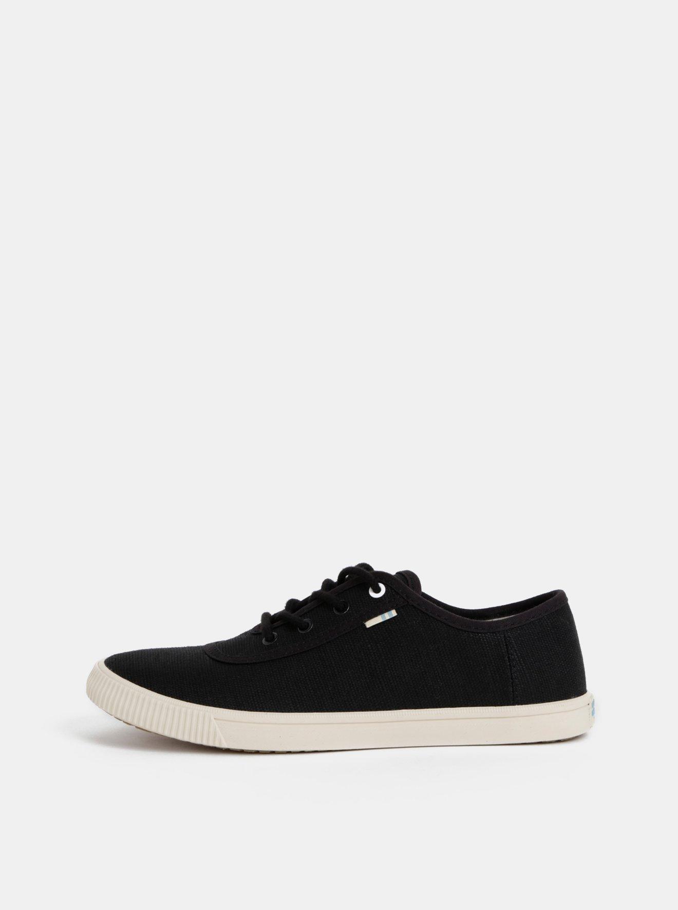 Černé dámské tenisky TOMS