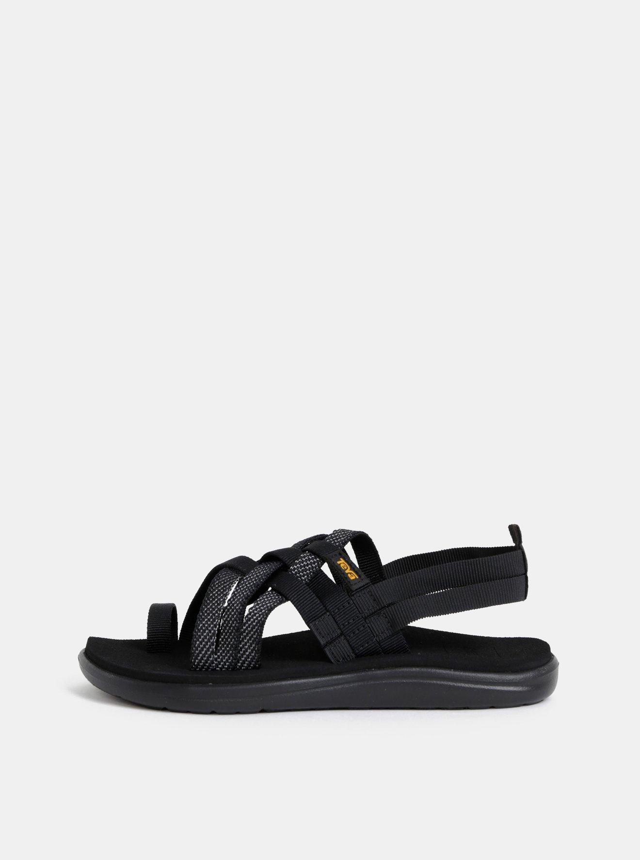 841e491d34 Černé dámské sandály Teva