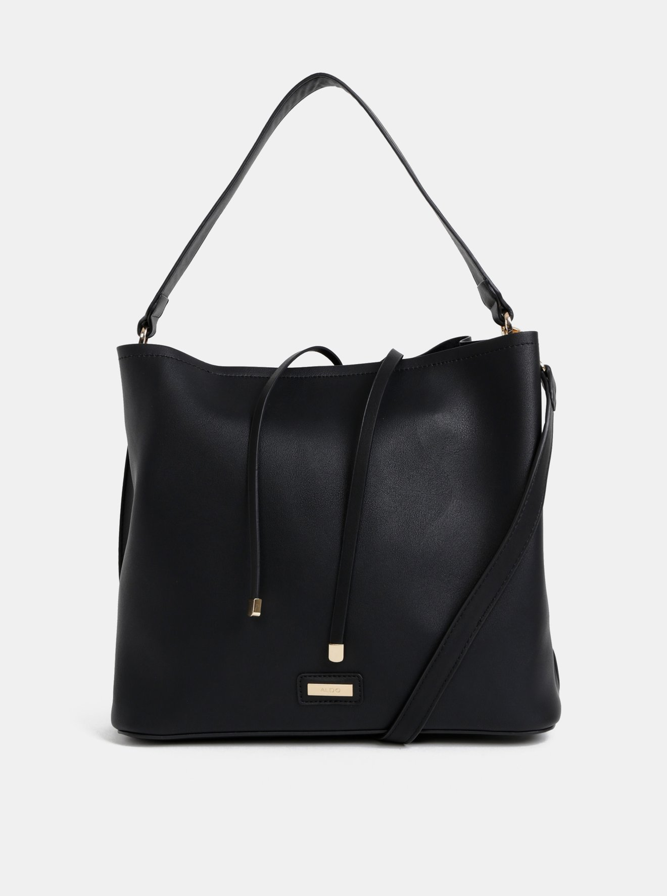 Černá kabelka ALDO Vignoleborbera