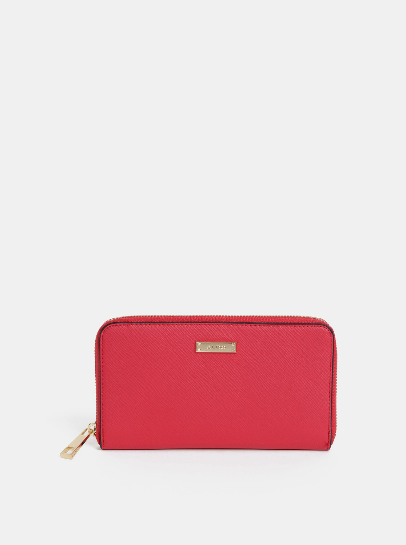 Červená dámská peněženka ALDO Ligosullo