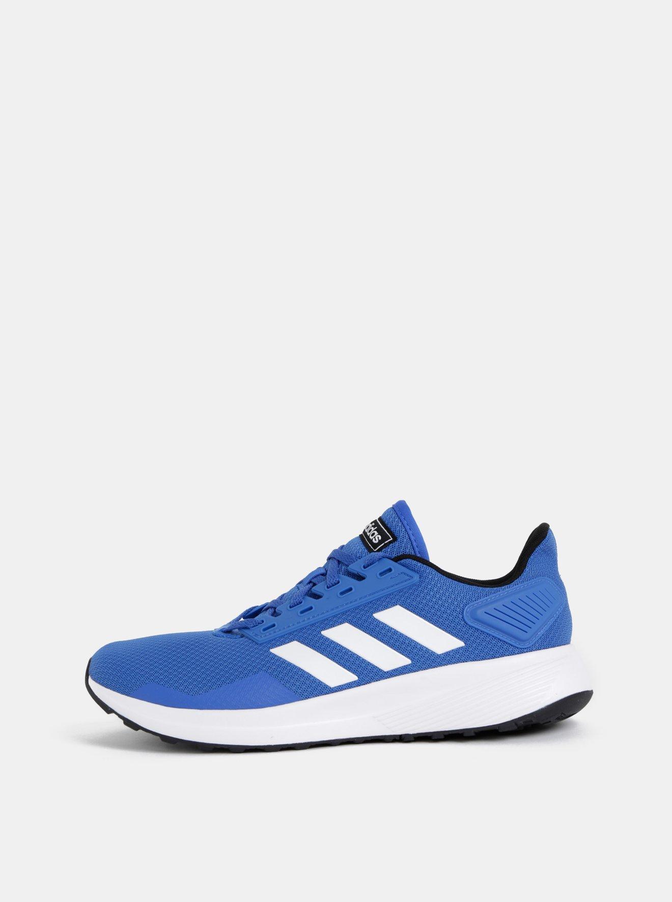 Modré pánské tenisky adidas CORE Duramo 9