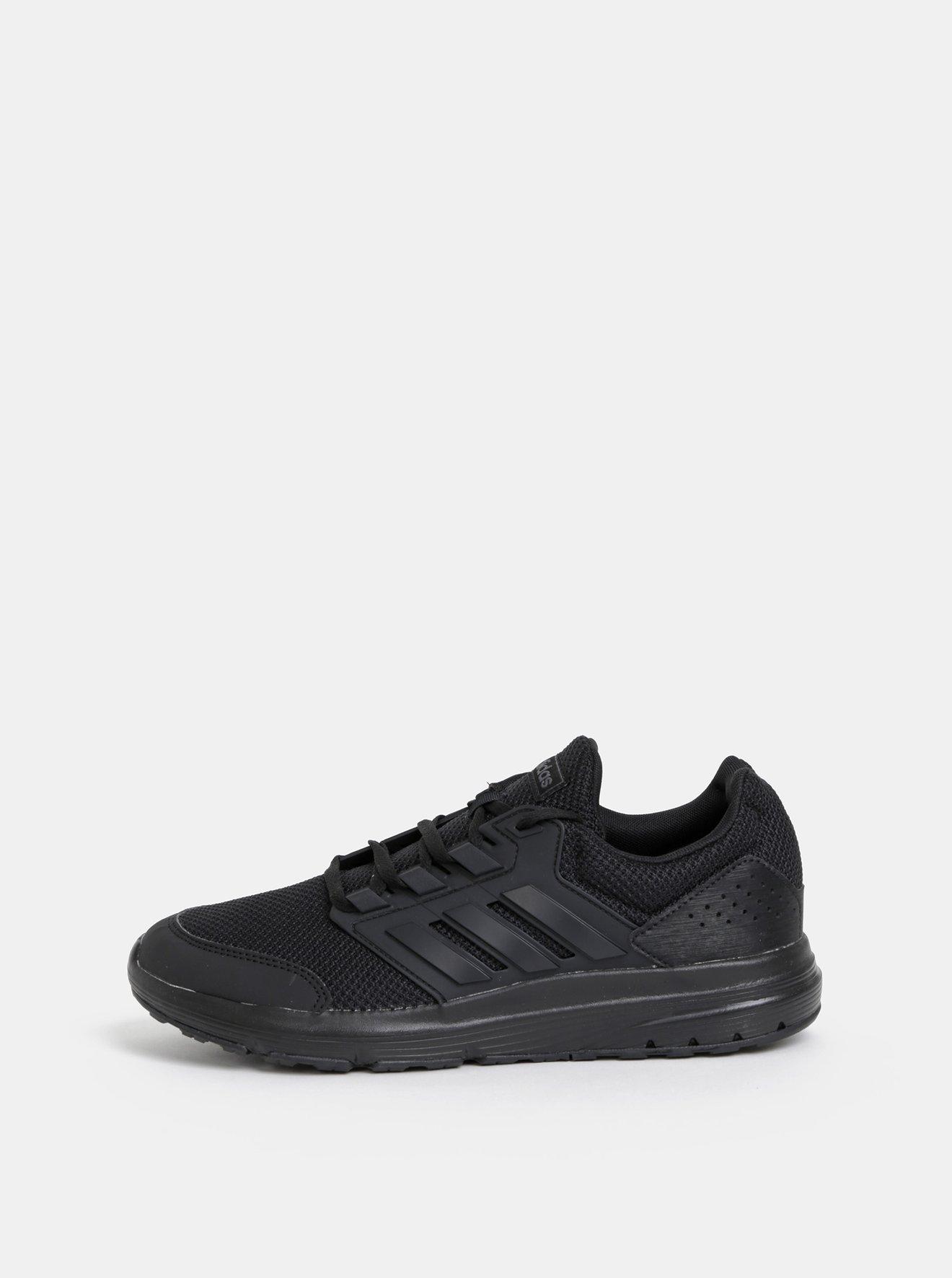 Černé pánské tenisky adidas CORE Galaxy 4