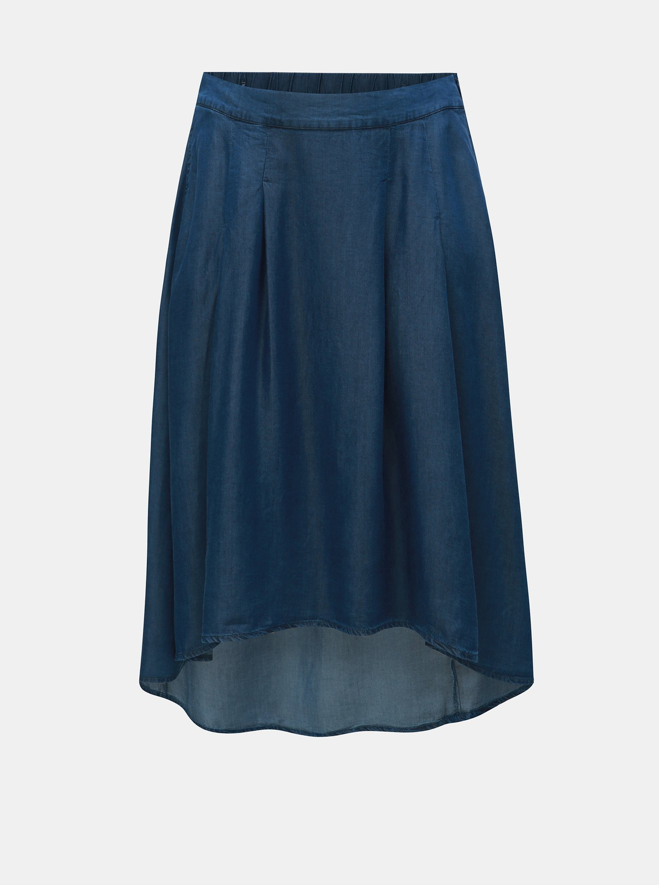 Modrá džínová sukně Ulla Popken